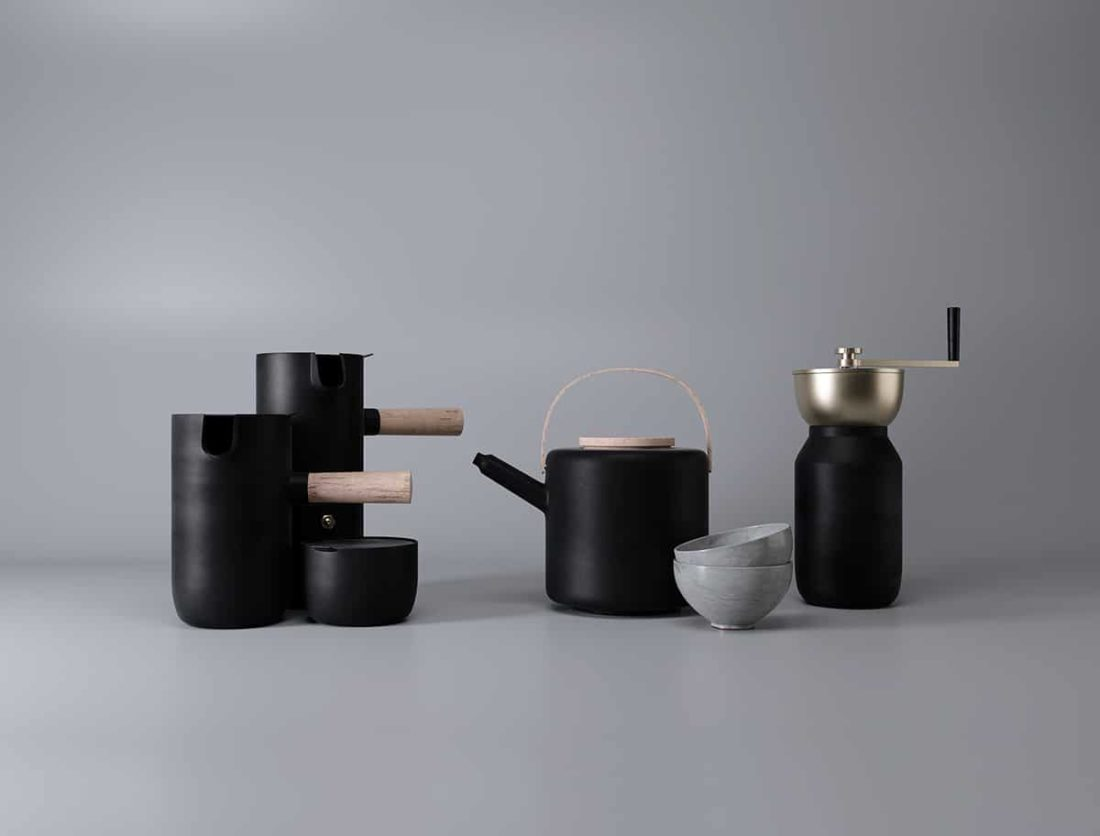Collar Brewing Collection from Dario Pinat