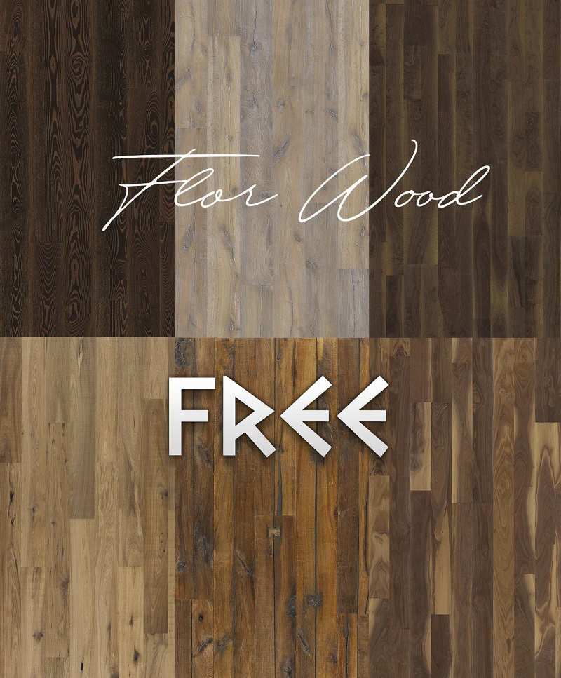 Free Floor Wood Textures from Sal Talamo