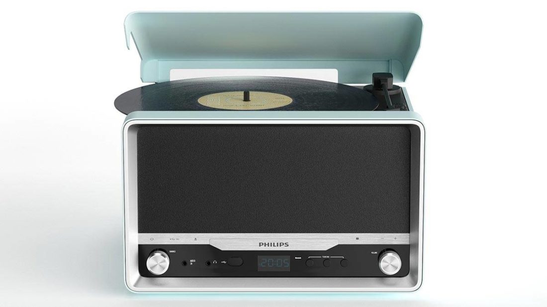 Turntable Philips Pikap OTT2000 from Ramiz Vardar