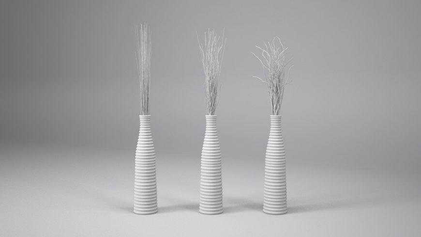 Free 3D model Deco Vase by VIZPARK